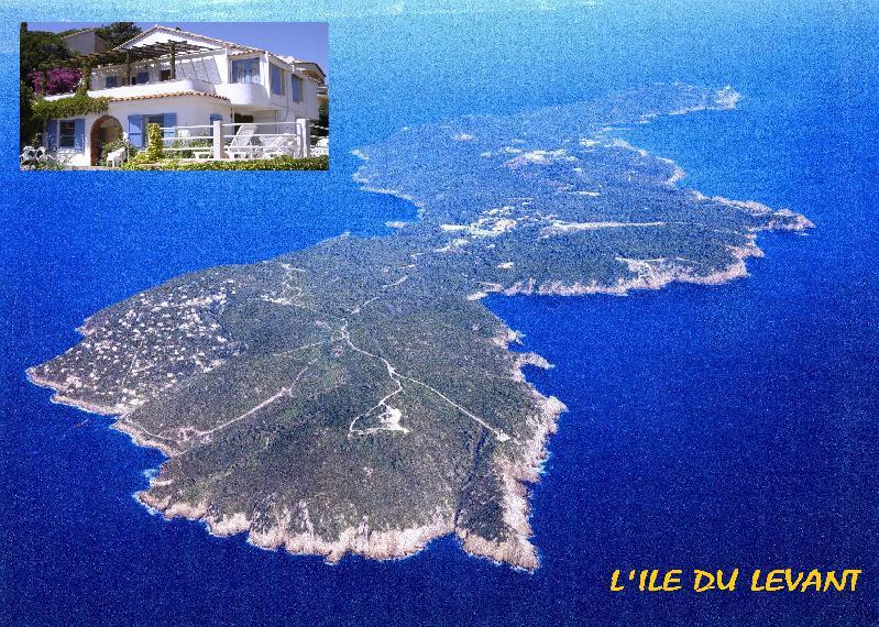 Villa Eglantine L Ile Du Levant